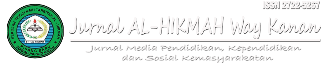 Jurnal Al-Hikmah